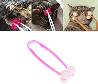Stebcece Cat Massage Roller Face Massager for Kitty Pet Toy