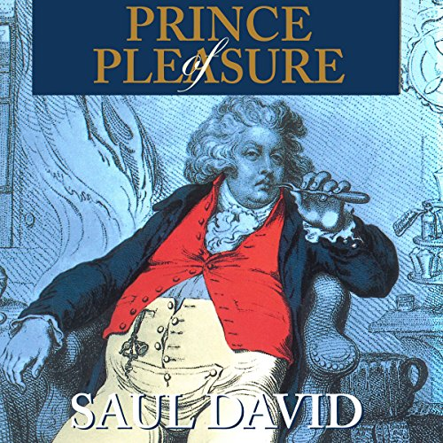 Prince of Pleasure audiobook cover art
