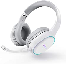 Bluetooth Headphones with Microphone Deep Bass Wireless Headphones Over Ear, Noise Cancelling Headphones, Foldable Headset...