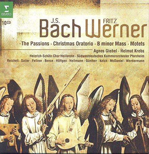 Passions / Christmas Oratorio / B Minor Mass