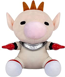 Wanna2017 Pikmin Captain Olimar Plush Doll Figure Toy 8 inch Gift
