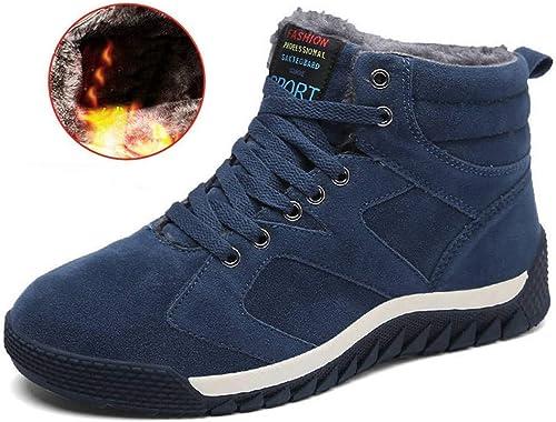 Chaussures de Randonnée Chaussures de Course Hiver Chaud Chaussures de Sport en Plein Air Chaussures de Randonnée Pour Hommes Chaussures de Sport Chaussures de Sport Pour Hommes Chaussures Pour Homme
