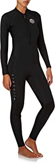 2017 Ladies G-Bomb 2mm Front Zip Wetsuit Black WSM6HW