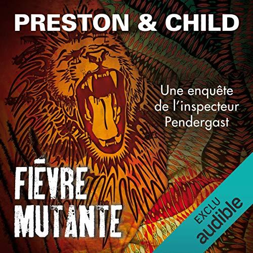 Fièvre mutante audiobook cover art