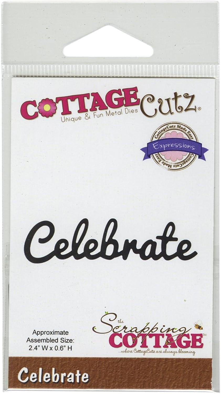 Cottage Cutz Expressions sterben Schnitte, 2,4 Fugeneisen von, Feiern B00JOT8G2W B00JOT8G2W B00JOT8G2W     | Qualität zuerst  50d353