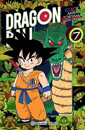 Dragon Ball Color Origen y Red Ribbon nº 07/08 (Manga Shonen)