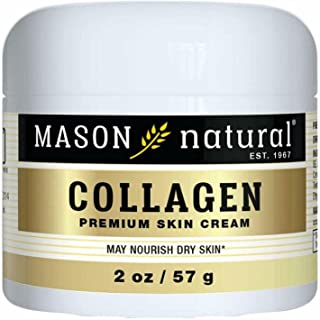 Mason Natural COLLAGEN BEAUTY Cream - 2oz or 4oz Jars