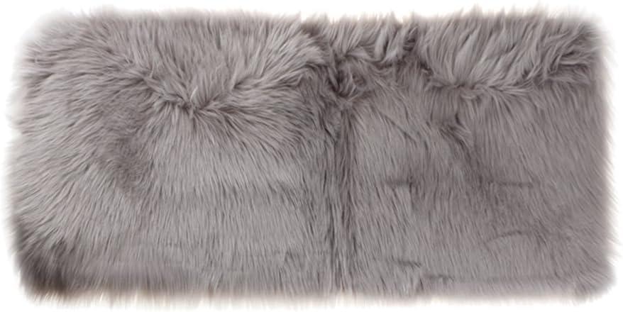 LOVIVER Artificial Wool Area Dallas Mall half Rug Furry Office Floor Home Carpet
