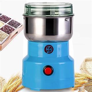 Multifunctionele smashmachine, 250W draagbare roestvrijstalen elektrische graanmolen, mini elektrische koffieboonmolen, 22...