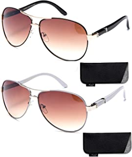New Model Aviator Style Modern Design Fashion Sunglasses for Men and Women