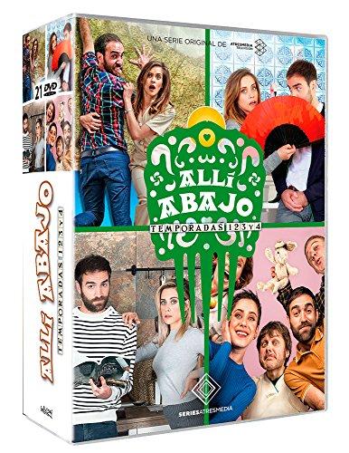 Allí abajo - Temporadas 1 a 4 [DVD]