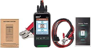 Medidor de capacidade de bateria de carro 12 V 24 V digital automotivo diagnóstico testador de bateria analisador 2000 CCA...
