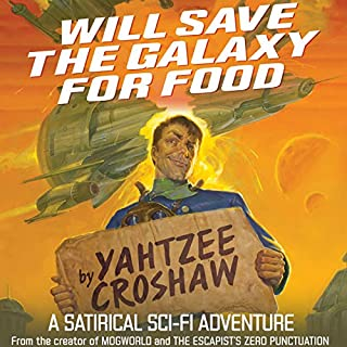 Will Save the Galaxy for Food cover art