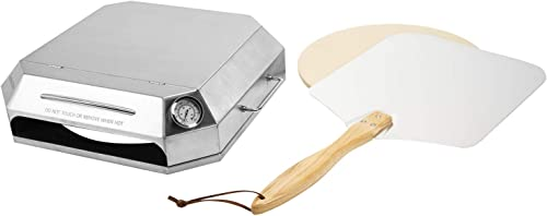only-fire-Universal-Stainless-Steel-Pizza-Oven-Kit-Fits-for-Most-Gas-Grilll