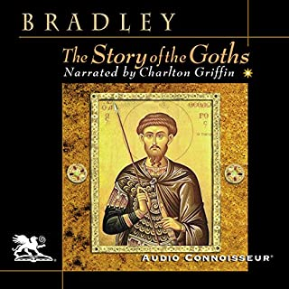 The Story of the Goths cover art