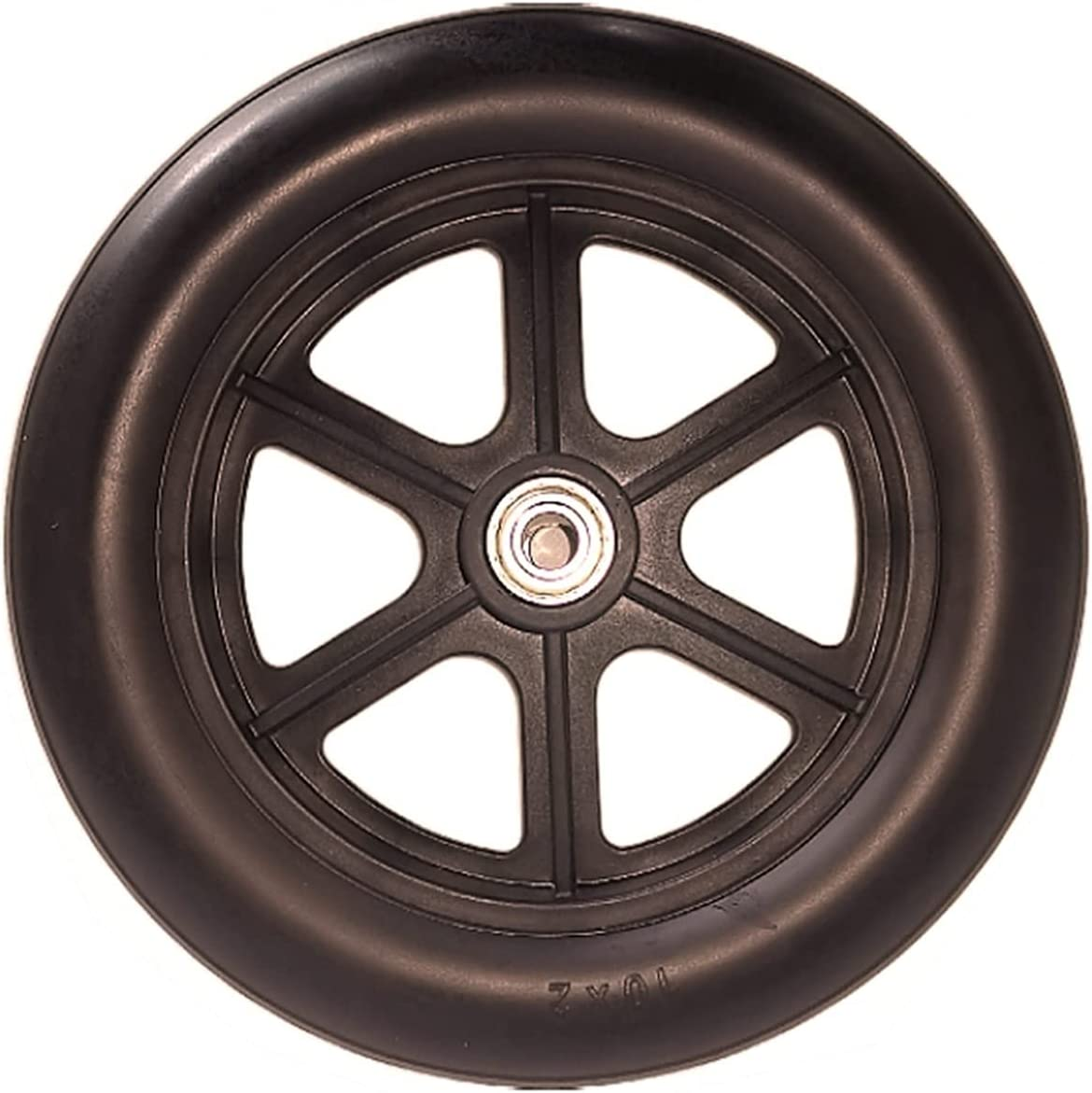 Wheelchair wheels 1 Accessories Clearance SALE Limited time Rear 10-inch Sale item Tires