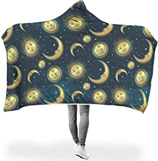 B2QDF-9 Bat Blanket Patterns Prints Microfiber Super Warm Robe Blankets - 2 Sizes Fits Midday Break Use White 50x60 inch