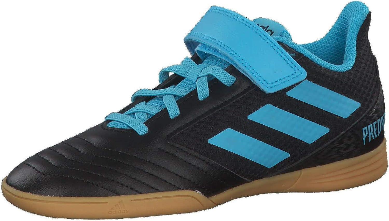 adidas Boys Soccer Shoes Predator 19.4 H&L in Sala Futsal Junior Football (EU 36 2/3 - UK 4 - US 4.5)