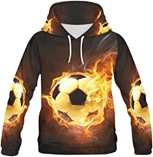 Best youth soccer hoodies Reviews
