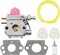 Leopop Carburetor for MTD Murray M2500 M2510 41ADZ01C758 41ADZ03C758 String Trimmer Parts Carb Fuel Line Filter Primer Bulb Gasket Kit
