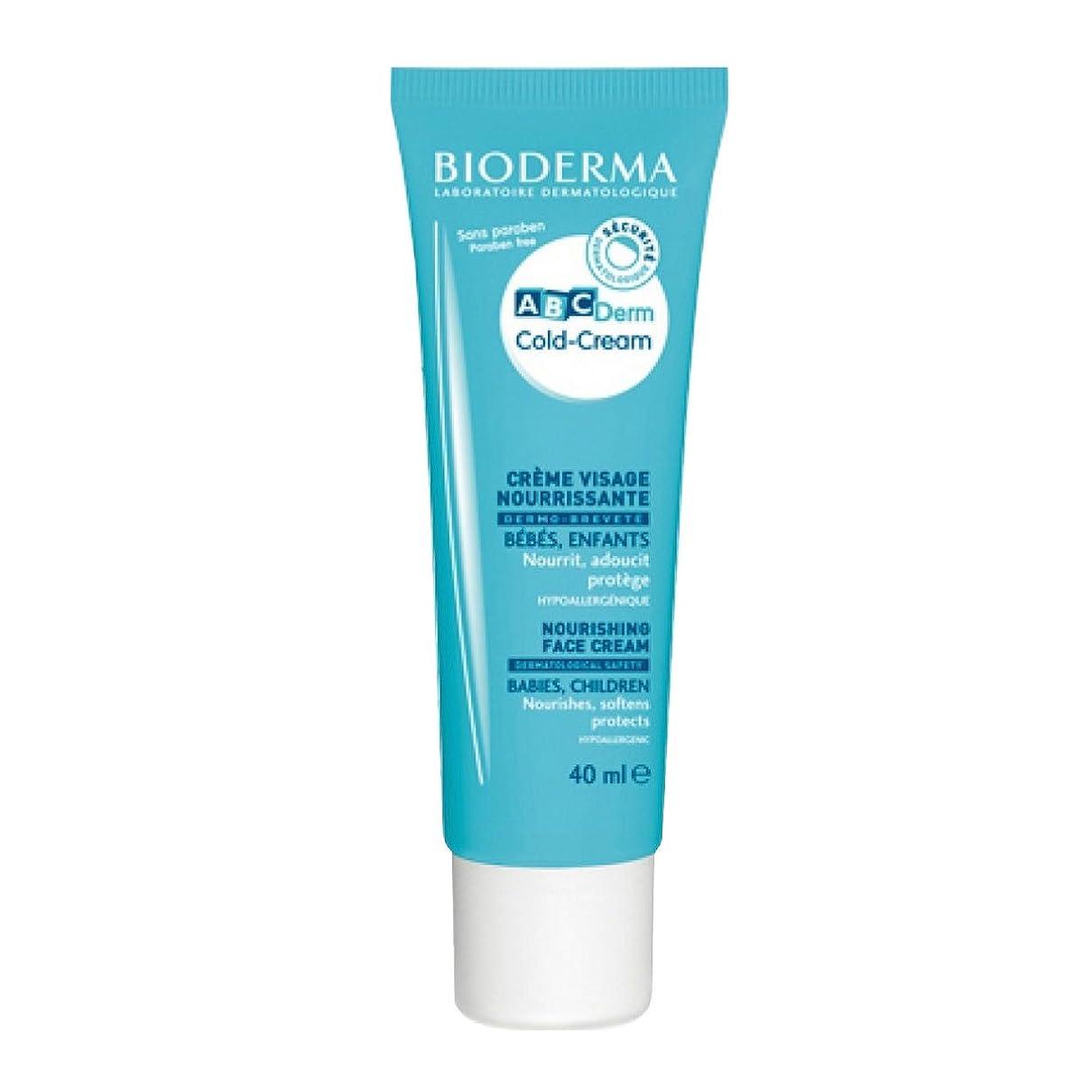 アラートすり減る狂乱Bioderma - ABCDerm Cold-Cream Nourishing Face Cream [並行輸入品]