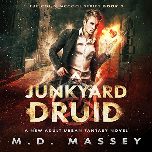 Junkyard Druid cover art