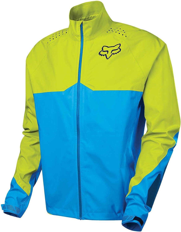 Fox blueeYellow 2017 Downpour Light MTB Jacket