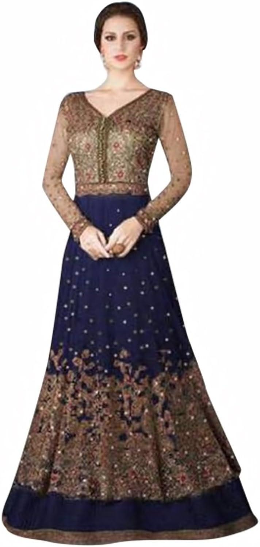 Bollywood Festival Collection Anarkali Salwar Suit Wedding Ceremony Punjabi Hit1