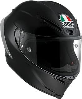 AGV Corsa R Matte Black Motorcycle Helmet XS