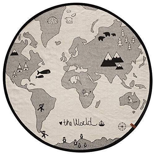 Tapis de jeu Oyoy «The World»