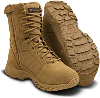Men's Breach 2.0 Tactical Size Zip Boots