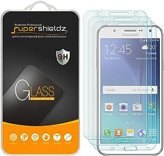 Supershieldz [3-Pack] Supershieldz for Samsung Galaxy J7 (Boost Mobile & Virgin Mobile) J700P/J700M Tempered Glass Screen ...