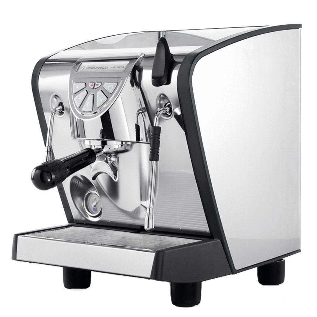 Nuova Simonelli Musica Stainless Steel Pour Over Espresso Machine