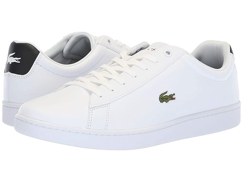 Lacoste Hydez 318 1 P (White/Black) Men