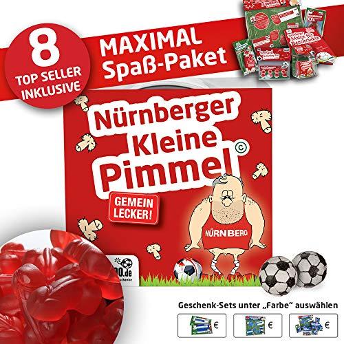 Nürnberg Trainingshose ist jetzt KLEINE PIMMEL Set 2: MAXIMAL-Spass-Paket by Ligakakao.de rot-weiß Herren Umbro Jogging lauf-Hose Trainingsanzug