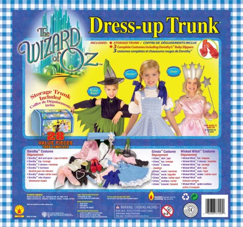 Rubies Costume Wizard Oz Dress up Trunk