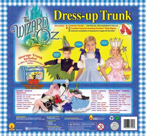 Wizard Oz Dress up Trunk