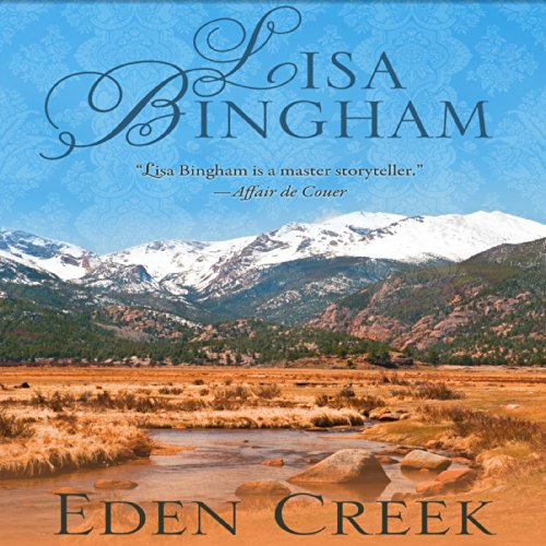 Eden Creek audiobook cover art