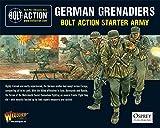 GERMAN GRENADIERS STARTER ARMY - 28mm Bolt...