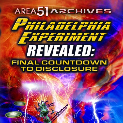 The Philadelphia Experiment Revealed cover art