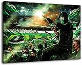 Ultras Hannover Collage 2 Format: 100x70, Bild auf Leinwand