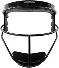 RIP-IT Defense Softball Fielder's Mask (Black, Adult)