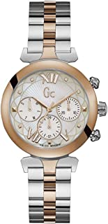 Gc Ladies Quartz watch, stainless steel Y28002L1