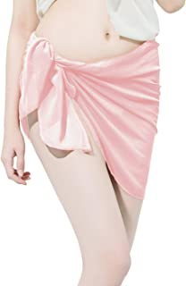 e6a3225968d86 LD DRESS Chiffon Cover up Swimwear Beach Sarong Pareo Canga Swimsuit Wrap