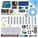SunFounder Arduino用 R3スターターキット,Arduino初心者向けプログラミング電子工作キット,詳細な教本と学習用レッスン付き,Arduino R3 Mega 2560 Mega328 Nanoと適用