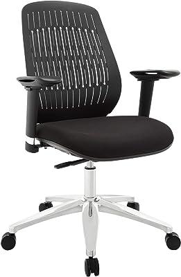 Modway Reveal Premium Office Chair, Black