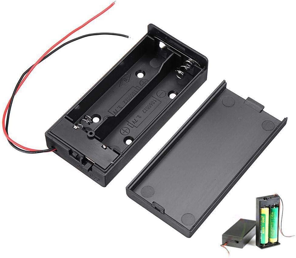 KASILU Dlb0109 3pcs shopping 18650 Holde Battery Box Rechargeable Direct sale of manufacturer