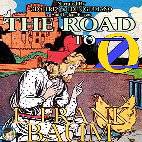 The Road to Oz  By  cover art