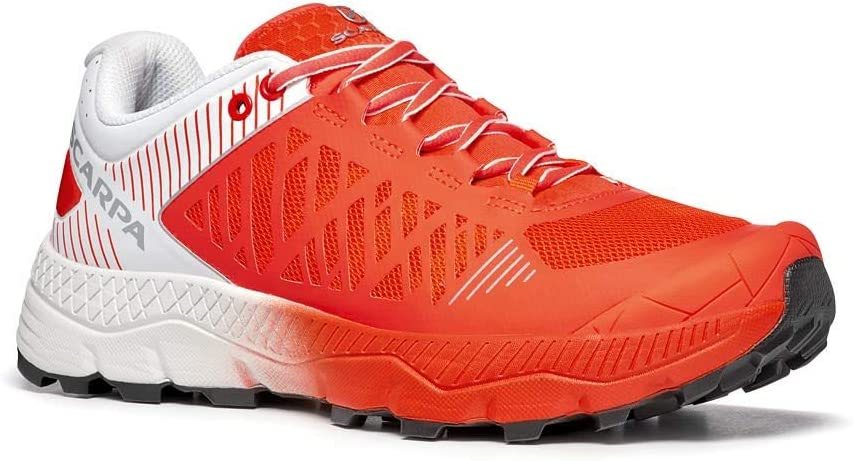 SCARPA Women's Camping and Hiking Trail Running Shoes, 8