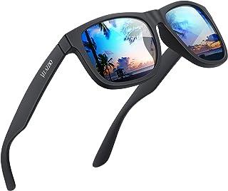 Polarized Sunglasses for Men Women UV400 Protection Unisex Ultralight